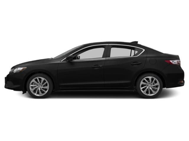 Crystal Black Pearl 2016 Acura ILX Pictures ILX Sedan 4D Premium I4 photos side view