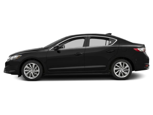 Crystal Black Pearl 2016 Acura ILX Pictures ILX Sedan 4D I4 photos side view