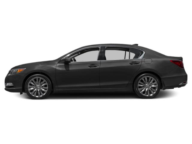 Graphite Luster Metallic 2016 Acura RLX Pictures RLX Sedan 4D Technology V6 photos side view