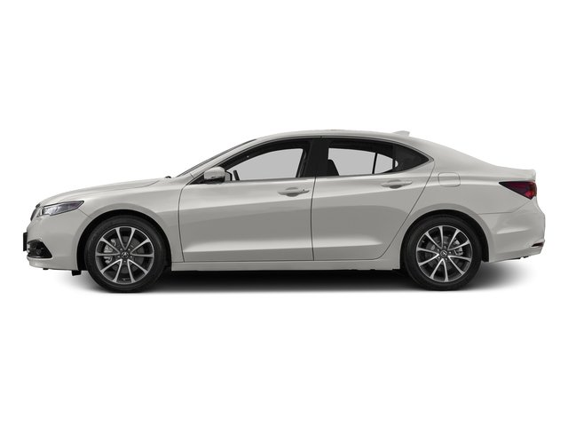 Bellanova White Pearl 2016 Acura TLX Pictures TLX Sedan 4D Advance V6 photos side view