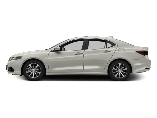 Bellanova White Pearl 2016 Acura TLX Pictures TLX Sedan 4D I4 photos side view