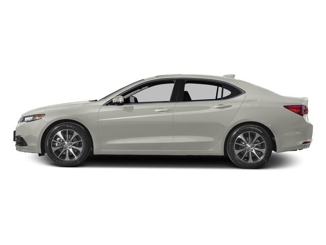 Bellanova White Pearl 2016 Acura TLX Pictures TLX Sedan 4D Technology I4 photos side view