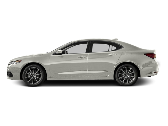 Bellanova White Pearl 2016 Acura TLX Pictures TLX Sedan 4D V6 photos side view