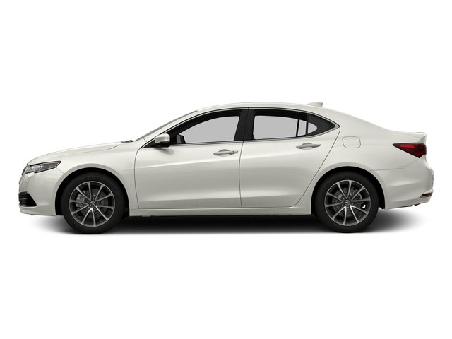 Bellanova White Pearl 2016 Acura TLX Pictures TLX Sedan 4D Technology AWD V6 photos side view