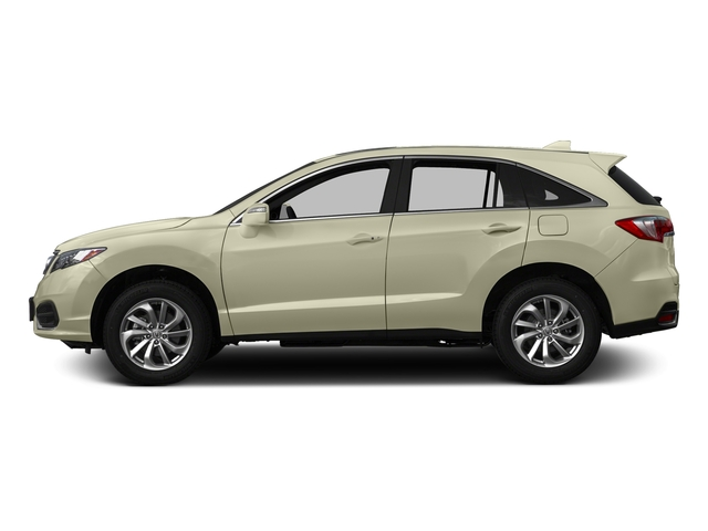 White Diamond Pearl 2016 Acura RDX Pictures RDX Utility 4D Technology 2WD V6 photos side view