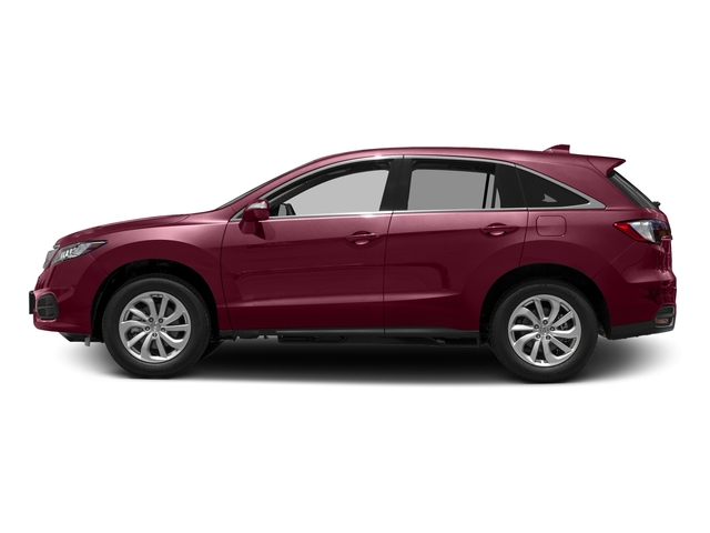Basque Red Pearl II 2016 Acura RDX Pictures RDX Utility 4D 2WD V6 photos side view