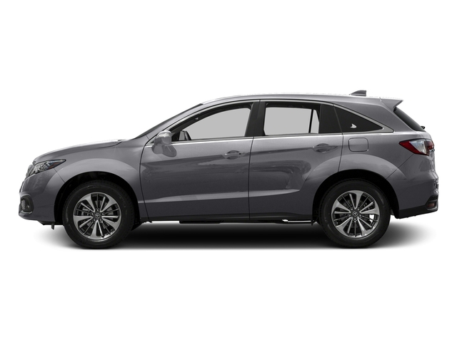 Slate Silver Metallic 2016 Acura RDX Pictures RDX Utility 4D Advance AWD V6 photos side view