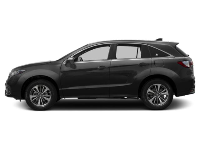 Graphite Luster Metallic 2016 Acura RDX Pictures RDX Utility 4D Advance AWD V6 photos side view