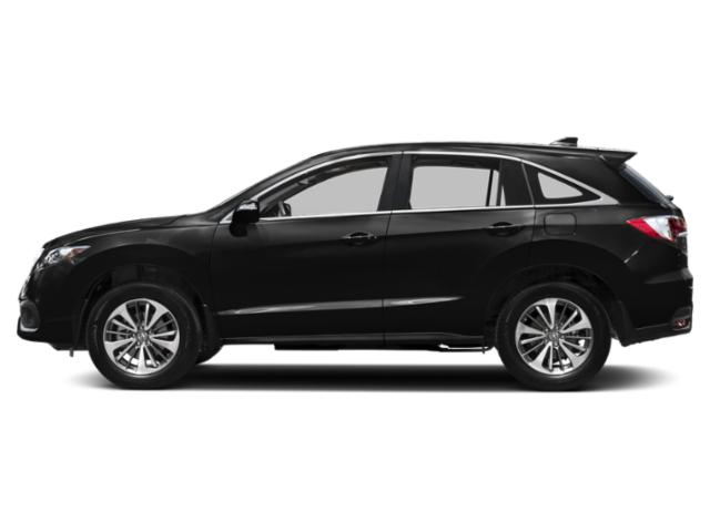 Crystal Black Pearl 2016 Acura RDX Pictures RDX Utility 4D Advance 2WD V6 photos side view
