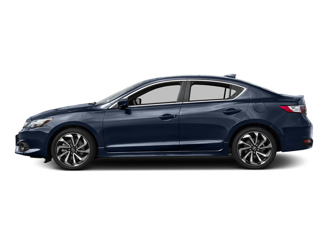 Catalina Blue Pearl 2016 Acura ILX Pictures ILX Sedan 4D Technology Plus A-SPEC I4 photos side view
