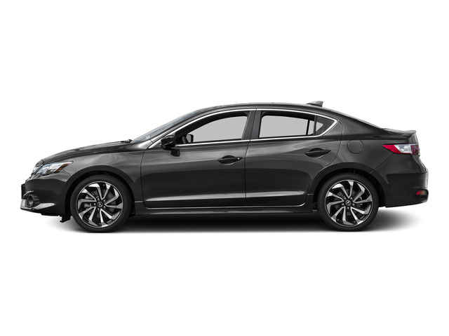 Graphite Luster Metallic 2016 Acura ILX Pictures ILX Sedan 4D Technology Plus A-SPEC I4 photos side view