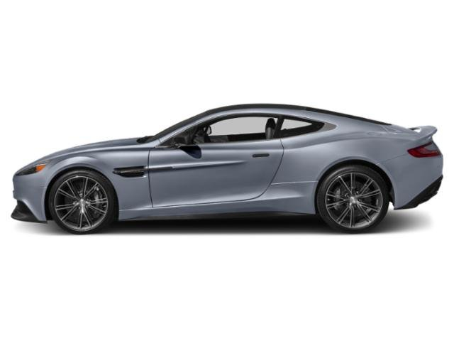 Skyfall Silver 2016 Aston Martin Vanquish Pictures Vanquish 2 Door Coupe photos side view