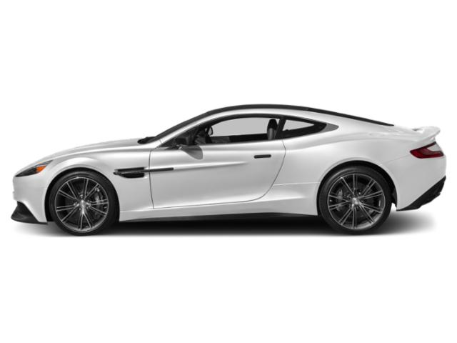 Morning Frost White 2016 Aston Martin Vanquish Pictures Vanquish 2 Door Coupe photos side view