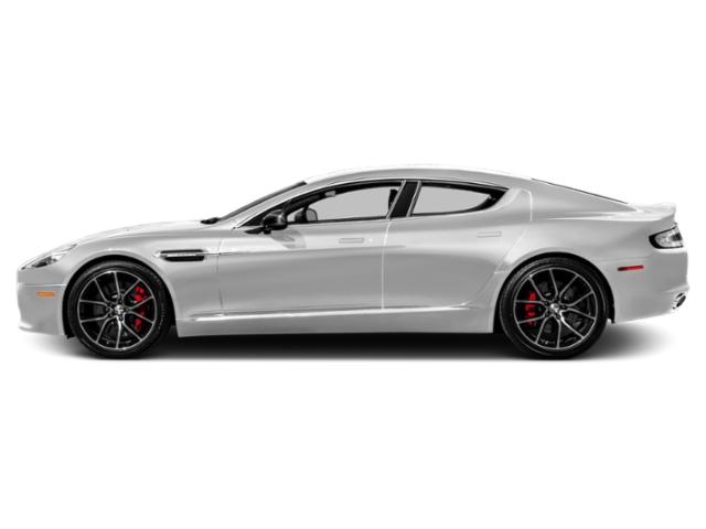 Morning Frost White 2016 Aston Martin Rapide S Pictures Rapide S 4 Door Sedan photos side view
