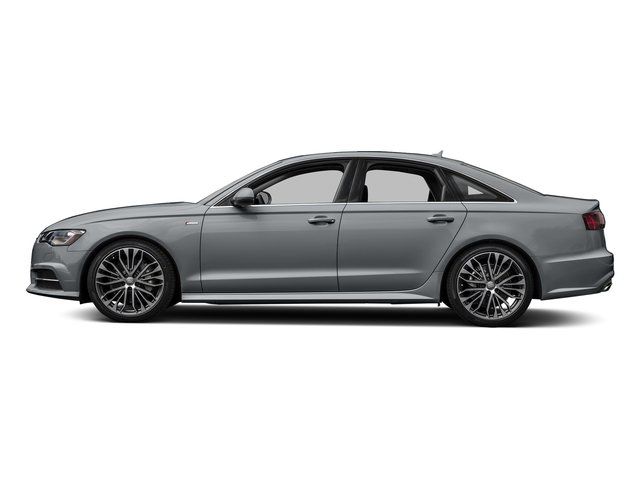 Tornado Gray Metallic 2016 Audi A6 Pictures A6 Sedan 4D 2.0T Premium Plus 2WD photos side view