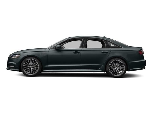 Aviator Blue Metallic 2016 Audi A6 Pictures A6 Sedan 4D 2.0T Premium Plus 2WD photos side view