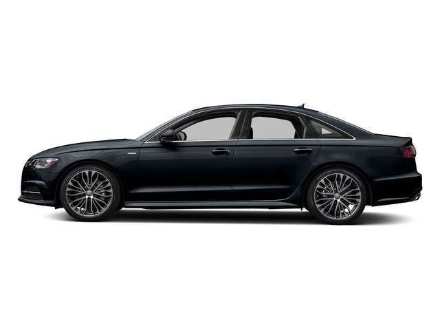 Moonlight Blue Metallic 2016 Audi A6 Pictures A6 Sedan 4D 2.0T Premium Plus 2WD photos side view
