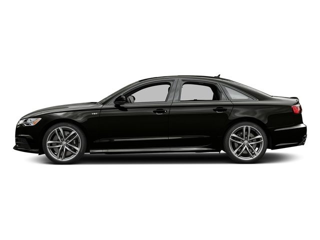 Havanna Black Metallic 2016 Audi S6 Pictures S6 Sedan 4D S6 Premium Plus AWD photos side view