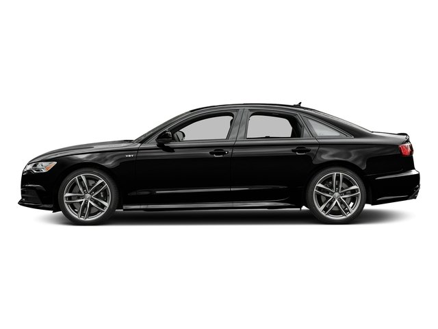 Brilliant Black 2016 Audi S6 Pictures S6 Sedan 4D S6 Premium Plus AWD photos side view