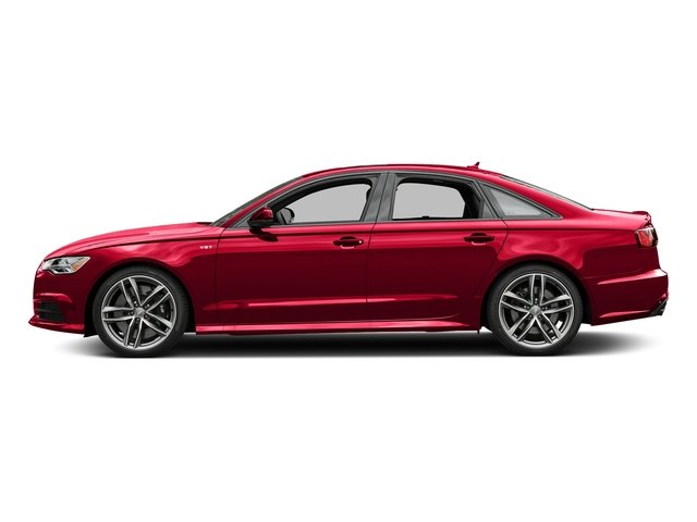 Misano Red Pearl Effect 2016 Audi S6 Pictures S6 Sedan 4D S6 Premium Plus AWD photos side view