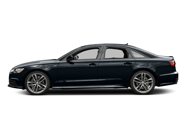 Moonlight Blue Metallic 2016 Audi S6 Pictures S6 Sedan 4D S6 Premium Plus AWD photos side view