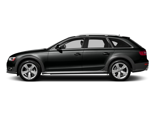 Mythos Black Metallic 2016 Audi allroad Pictures allroad Wagon 4D Premium AWD I4 Turbo photos side view