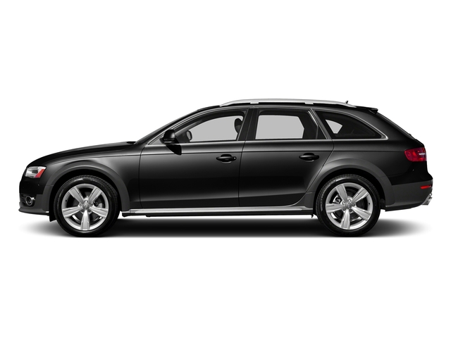 Brilliant Black 2016 Audi allroad Pictures allroad Wagon 4D Premium AWD I4 Turbo photos side view