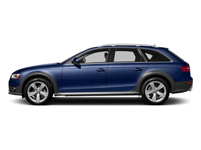 Scuba Blue Metallic 2016 Audi allroad Pictures allroad Wagon 4D Premium AWD I4 Turbo photos side view