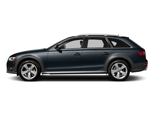 Moonlight Blue Metallic 2016 Audi allroad Pictures allroad Wagon 4D Premium AWD I4 Turbo photos side view