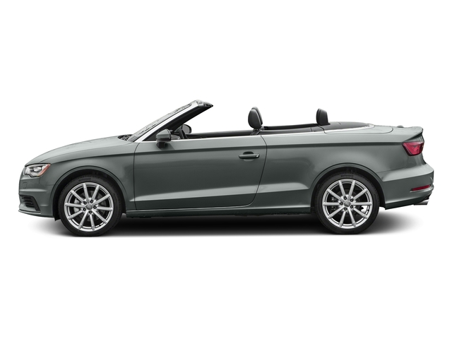 Monsoon Gray Metallic/Black Roof 2016 Audi A3 Pictures A3 Conv 2D 2.0T Premium Plus S-Line AWD photos side view