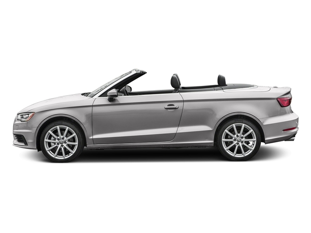 Florett Silver Metallic/Black Roof 2016 Audi A3 Pictures A3 Conv 2D 2.0T Premium Plus S-Line AWD photos side view