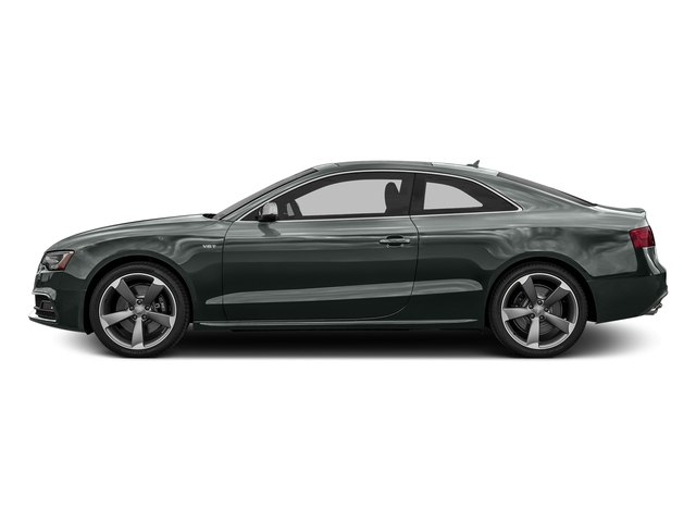 Monsoon Gray Metallic 2016 Audi S5 Pictures S5 Coupe 2D S5 Prestige AWD photos side view