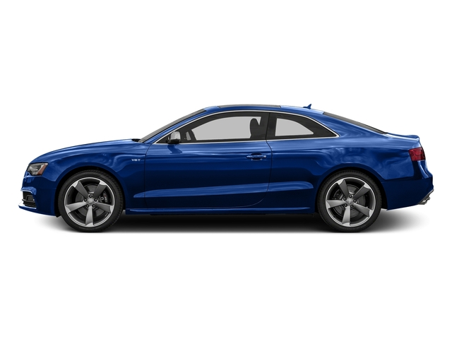 Sepang Blue Pearl Effect 2016 Audi S5 Pictures S5 Coupe 2D S5 Prestige AWD photos side view
