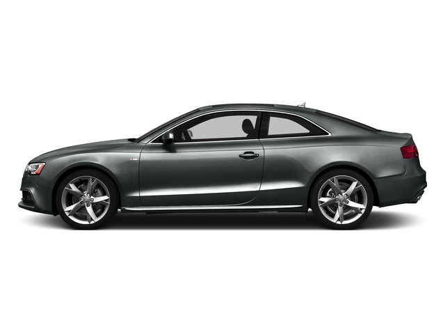Monsoon Gray Metallic 2016 Audi A5 Pictures A5 Coupe 2D Premium Plus AWD photos side view