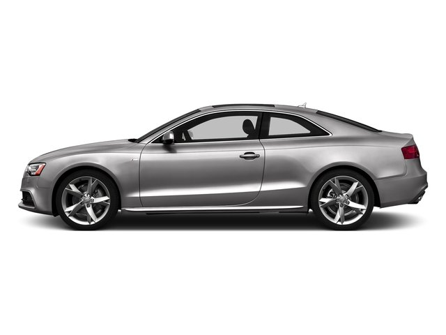 Florett Silver Metallic 2016 Audi A5 Pictures A5 Coupe 2D Premium Plus AWD photos side view