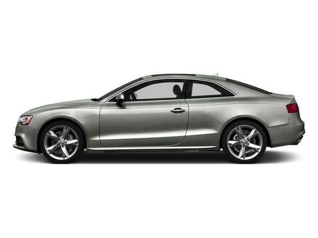 Suzuka Gray Metallic 2016 Audi A5 Pictures A5 Coupe 2D Premium Plus AWD photos side view