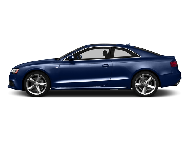 Scuba Blue Metallic 2016 Audi A5 Pictures A5 Coupe 2D Premium Plus AWD photos side view