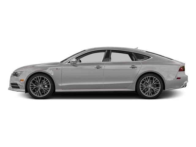 Florett Silver Metallic 2016 Audi A7 Pictures A7 Sedan 4D 3.0T Prestige AWD photos side view