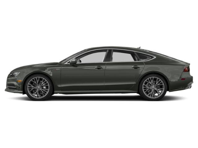 Daytona Gray Pearl Effect 2016 Audi A7 Pictures A7 Sedan 4D TDI Prestige AWD photos side view