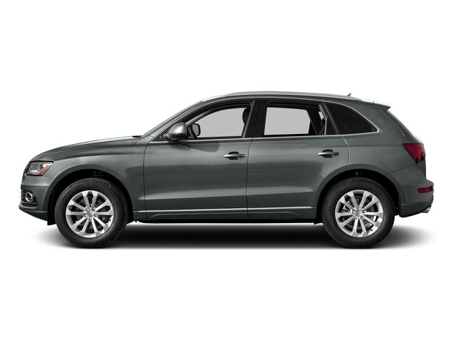 Monsoon Gray Metallic 2016 Audi Q5 Pictures Q5 Utility 4D 2.0T Premium Plus AWD photos side view