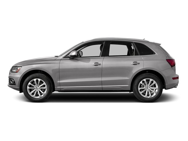 Cuvee Silver Metallic 2016 Audi Q5 Pictures Q5 Utility 4D TDI Premium Plus AWD photos side view