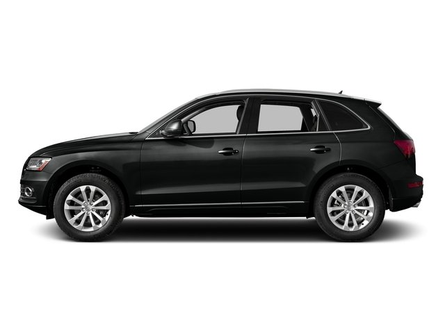 Mythos Black Metallic 2016 Audi Q5 Pictures Q5 Utility 4D 2.0T Premium AWD photos side view