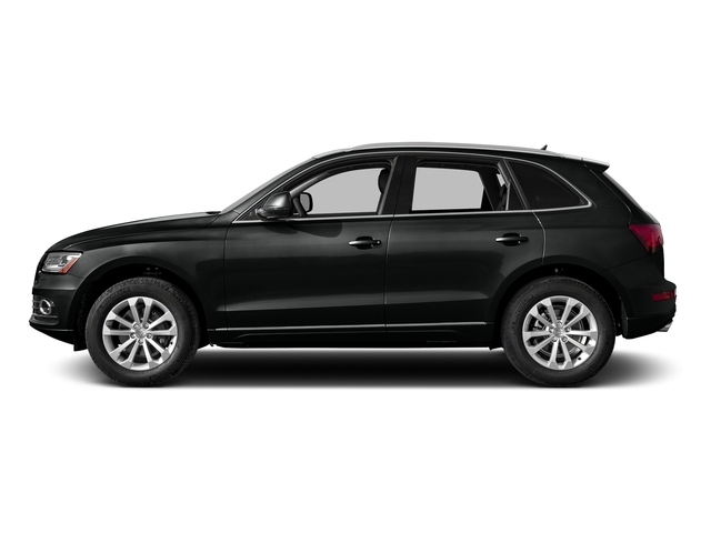 Mythos Black Metallic 2016 Audi Q5 Pictures Q5 Utility 4D TDI Prestige AWD photos side view