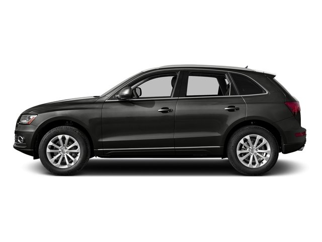 Lava Gray Pearl Effect 2016 Audi Q5 Pictures Q5 Utility 4D 3.0T Premium Plus AWD photos side view