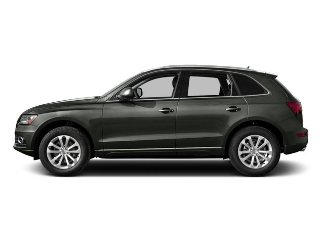 Daytona Gray Pearl Effect 2016 Audi Q5 Pictures Q5 Utility 4D TDI Prestige AWD photos side view