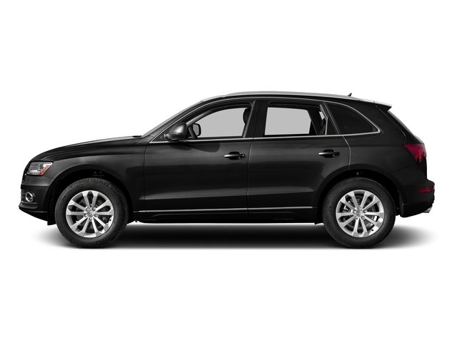 Brilliant Black 2016 Audi Q5 Pictures Q5 Utility 4D 3.0T Premium Plus AWD photos side view