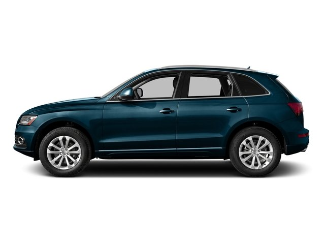 Utopia Blue Metallic 2016 Audi Q5 Pictures Q5 Utility 4D 2.0T Premium AWD photos side view
