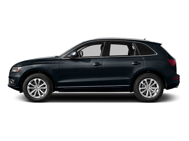 Moonlight Blue Metallic 2016 Audi Q5 Pictures Q5 Utility 4D 2.0T Premium AWD photos side view