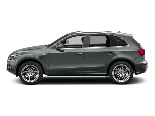 Monsoon Gray Metallic 2016 Audi Q5 Pictures Q5 Utility 4D 2.0T Prestige AWD Hybrid photos side view
