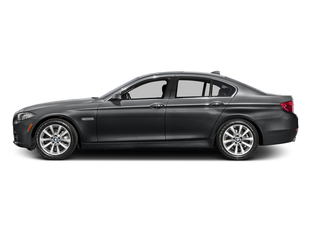 Mineral Gray Metallic 2016 BMW 5 Series Pictures 5 Series Sedan 4D 535i I6 Turbo photos side view